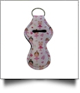 Ballet Print Neoprene Chapstick Holder