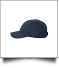 Youth Bio-Washed Unstructured Chino Twill Cap - NAVY