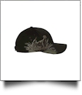 DRI DUCK Wildlife Series Labrador Cap Embroidery Blanks - BLACK