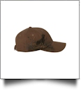 DRI DUCK Wildlife Series Labrador Cap Embroidery Blanks - BROWN