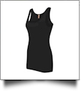 Next Level Ladies' The Jersey Tank Top Embroidery Blanks