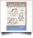 Inspired by Horses Embroidery Designs by Dakota Collectibles on a CD-ROM 970614