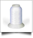 YLI Woolly Nylon Serger Thread - 1000 Meter Spool - WHITE
