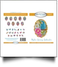 Spring Splendor Mylar Embroidery Designs by Purely Gates Embroidery
