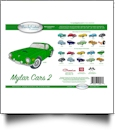 Cars 2 Mylar Embroidery Designs by Purely Gates Embroidery