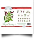 Holiday 2 Mylar Embroidery Designs by Purely Gates Embroidery