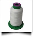 0003 Ghost White Isacord Embroidery Thread - 1000 Meter Spool