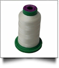 0101 Eggshell Isacord Embroidery Thread - 1000 Meter Spool