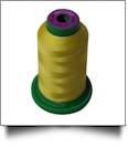 0221 Light Brass Isacord Embroidery Thread - 1000 Meter Spool