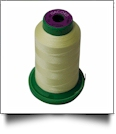 0250 Lemon Frost  Isacord Embroidery Thread - 1000 Meter Spool