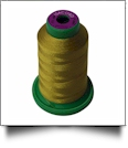 0442 Tarnished Gold Isacord Embroidery Thread - 1000 Meter Spool