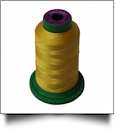 0622 Star Gold Isacord Embroidery Thread - 1000 Meter Spool