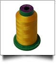0703 Orange Peel Isacord Embroidery Thread - 1000 Meter Spool