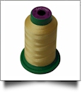 0741 Wheat Isacord Embroidery Thread - 1000 Meter Spool