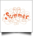Enchanted Summer Embroidery Designs by Sealed With a Stitch