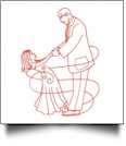 Enchanted Father's Day Embroidery Designs by Sealed With a Stitch