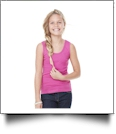 Bella+Canvas Girls Baby Rib Tank Top