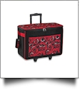 Brother CATOTER Trolley Tote Bag Travel Carry Case Red for ScanNCut