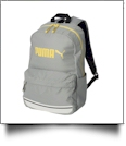 Archetype Backpack by Puma Embroidery Blanks - GRAY/BLACK