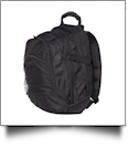 Union Square Backpack by Liberty Bags Embroidery Blanks - BLACK/BLACK