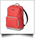 21.2L Outlander Backpack by Puma Embroidery Blanks - GRENADINE/QUARRY