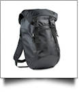 Daytripper Backpack by Fortress Embroidery Blanks - BLACK