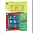 One Step Quilting & Applique Stipple - Jingle Bells from Eileen Roche