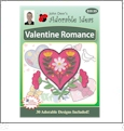 Valentine Romance Embroidery Designs by John Deer's Adorable Ideas - Multi-Format CD-ROM