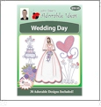 Western Line Art Embroidery Designs by John Deer's Adorable Ideas - Multi-Format CD-ROM