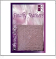 Finally Feathers Embroidery Designs on CD-ROM by KennyKreations