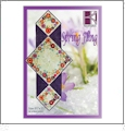 Spring Fling Embroidery Designs on CD-ROM by KennyKreations
