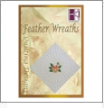 Feather Wreaths Embroidery Designs on CD-ROM by KennyKreations
