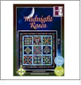 Midnight Roses Quilt Embroidery Designs on CD-ROM by KennyKreations