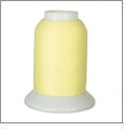 YLI Woolly Nylon Serger Thread - 1000 Meter Spool - SOFT YELLOW