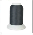 YLI Woolly Nylon Serger Thread - 1000 Meter Spool - CHARCOAL