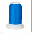 YLI Woolly Nylon Serger Thread - 1000 Meter Spool - MOSAIC BLUE