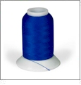 YLI Woolly Nylon Serger Thread - 1000 Meter Spool - ROYAL BLUE