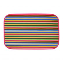 The Coral Palms� Swimsuit Saver Roll-up Neoprene Mat - Serape Fiesta Collection