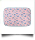 The Coral Palms® Swimsuit Saver Roll-up Neoprene Mat - Solely Sea Turtles Collection