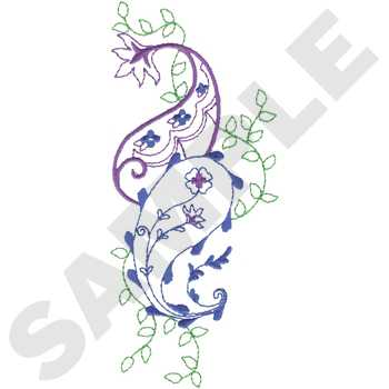 Jazzy Jeans Embroidery Designs