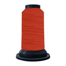 EF0003 Neon Red Embellish Flawless 60wt High-Sheen Polyester Thread - 1000m Spool