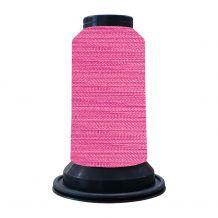 EF0006 Neon Pink Embellish Flawless 60wt High-Sheen Polyester Thread - 1000m Spool