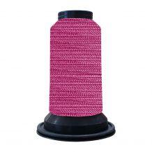 EF0128 Scorching Pink Embellish Flawless 60wt High-Sheen Polyester Thread - 1000m Spool