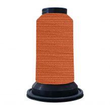 EF0143 Dark Coral Embellish Flawless 60wt High-Sheen Polyester Thread - 1000m Spool