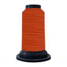 EF0147 Terra Cotta Embellish Flawless 60wt High-Sheen Polyester Thread - 1000m Spool