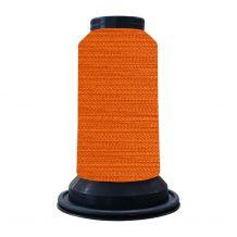 EF0172 Orange Embellish Flawless 60wt High-Sheen Polyester Thread - 1000m Spool