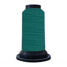 EF0222 Teal Embellish Flawless 60wt High-Sheen Polyester Thread - 1000m Spool