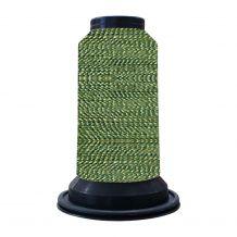 EF0245 Woodland Green Embellish Flawless 60wt High-Sheen Polyester Thread - 1000m Spool