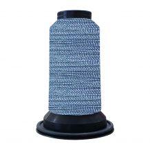 EF0314 Federal Blue Embellish Flawless 60wt High-Sheen Polyester Thread - 1000m Spool