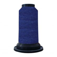 EF0357 Navy Blue Embellish Flawless 60wt High-Sheen Polyester Thread - 1000m Spool